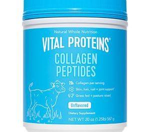 vital proteins collagen peptides go keto pro